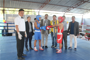 "1st Inter State Boxing Club Championship ""A total of 7 clubs took part in 4 days event held from 11th – 14th Nov '2018 and 77 Boxers have competed in various weight categories."""