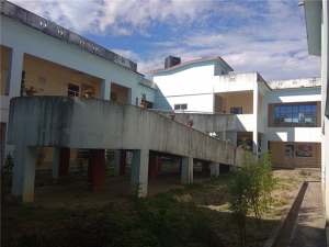 """""""Rail Ramps at Chemistry Department"""""""