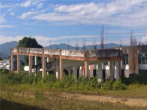 Rail Ramps at Mass Communication Department
