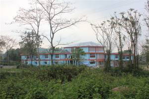Faculty of Engineering and Technology Block