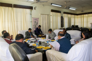 FC meeting was conducted on 11th December 2018