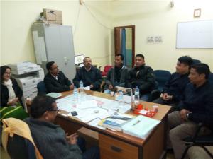 Meeting 18th Dec,2018″