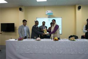 Resource Person : GeM: Dr. AchintyaSinghal, Associate Professor (BHU)