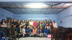 A Lecture on 'Prevention of Child Sexual Abuse' was held at Subansiri Halls of Residence on 5th Feb 2019 at 3:30 pm. Madam Ashwini, Founder Director of Mukta Foundation and Madam Shruti, Counselling Psychologist, Mukta Foundation delivered the talk.