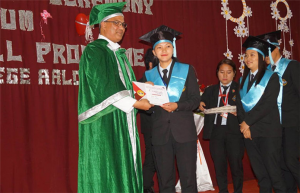 Fransalian scholarships to 45 meritorious students of St Francis De Sales College