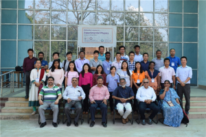 A Refresher Course in Experimental Physics was held at the Department of Physics, Rajiv Gandhi University, Doimukh, Arunachal Pradesh from 26 March 2018 to 10 April 2018.