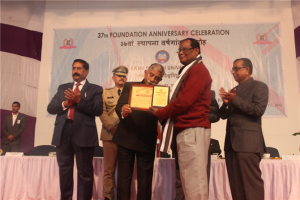 Award for Best Employees for the year 2019-20