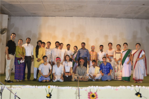 Faculty Members and Students
