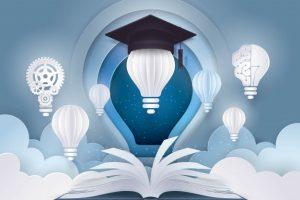 open-book-with-light-bulb-graduation-cap-university-education-concepts_72787-329