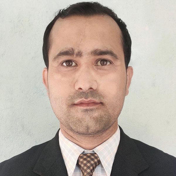 Dr. Ashok Sharma